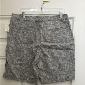 Talbots Shorts - New Talbots Gray Dress Shorts